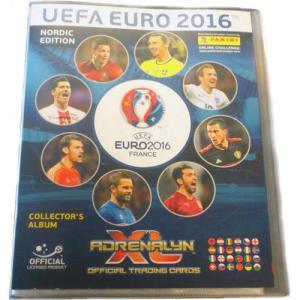 1st Pärm Nordic Edition Panini Adrenalyn XL Euro 2016
