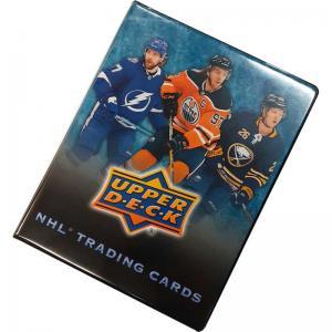 Portfolio Binder, NHL Trading Cards (Holds 198 cards), A4 - 9 Pocket