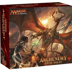 Magic, Archenemy: Nicol Bolas (4 Lekar mm)