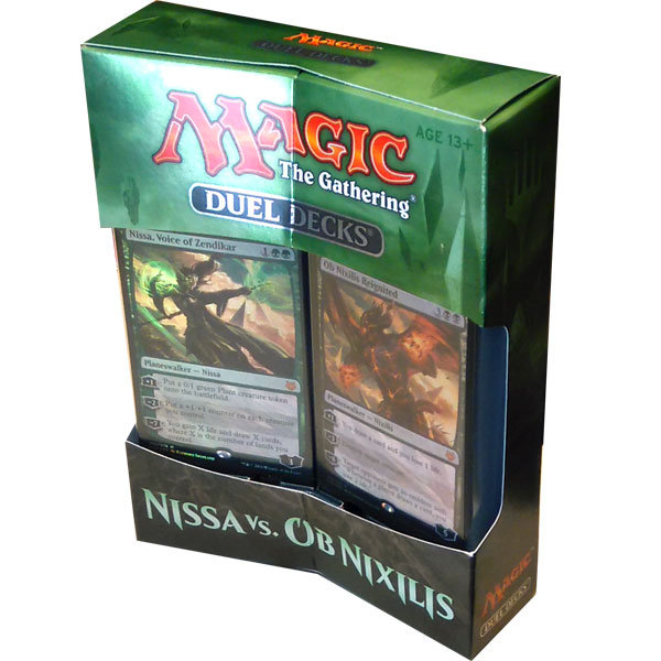 Magic, Nissa VS. Ob Nixilis