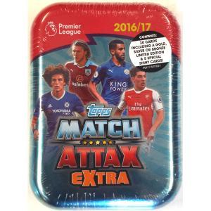 Extra: Pocket Tin, 2016-17 Match Attax Premier League Extra
