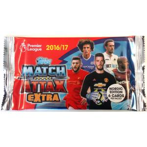 Extra: Nordic Ed. Pack, 2016-17 Match Attax Premier League Extra