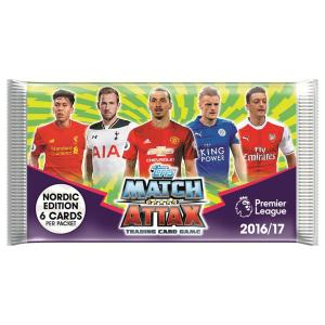 Nordic Ed. Pack, 2016-17 Match Attax Premier League