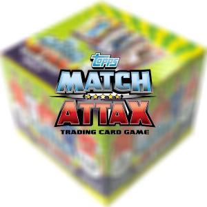 Nordic Ed. Box (50 packs), 2016-17 Match Attax Premier League