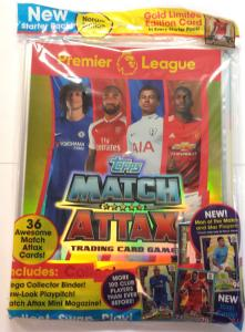 Nordic Ed. Starter Pack, 2017-18 Match Attax Premier League