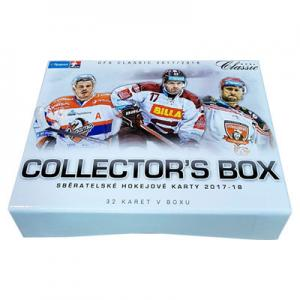 Collector's Box 2017-18 Tjeckisk OFS Classic