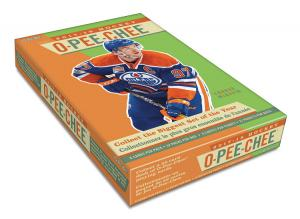 Sealed Box 2017-18 Upper Deck O-Pee-Chee Hobby