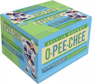 Hel Box 2017-18 Upper Deck O-Pee-Chee Retail