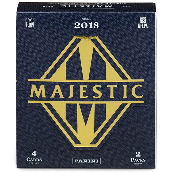 Hel Box 2018 Panini Majestic Football