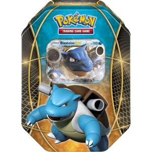 Pokémon, Power Trio Tins, Blastoise EX (2016)