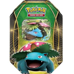 Pokémon, Power Trio Tins, Venusaur EX (2016)