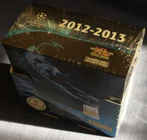 1st Låda (50 Pack) Panini Adrenalyn XL Champions League 2012-13
