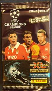 1st Paket Panini Adrenalyn XL Champions League 2012-13