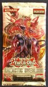 Yu-Gi-Oh, Galactic Overlord, 1 Booster