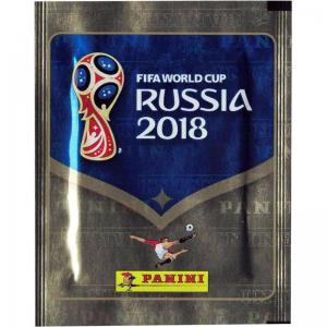 Paket (5 stickers), Panini Stickers World Cup 2018