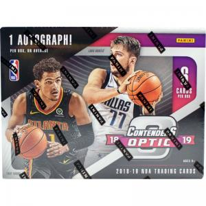 Sealed Box 2018-19 Panini Contenders Optic Basketball