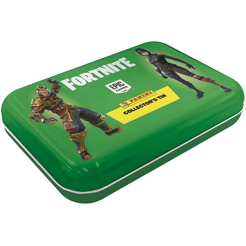 Pocket Tin 2019 Panini Fortnite Trading Cards Series 1