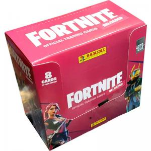 1 Box (36 packs) 2020 Panini Fortnite Trading Cards Reloaded (Series 2)