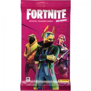 1 Pack (8 cards) 2020 Panini Fortnite Trading Cards Reloaded (Series 2)