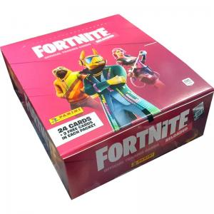 1 Value Pack / Fat Pack Box (10 packs) 2020 Panini Fortnite Trading Cards Reloaded (Series 2)