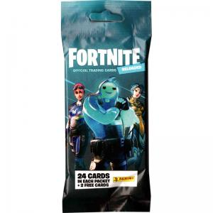 1 Value Pack / Fat Pack (26 cards) 2020 Panini Fortnite Trading Cards Reloaded (Series 2)