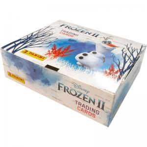Sealed Box (24 packs) Panini Frozen II Trading Cards (2019)