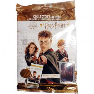 Harry Potter: Welcome To Hogwarts Trading Cards - Collectors Album