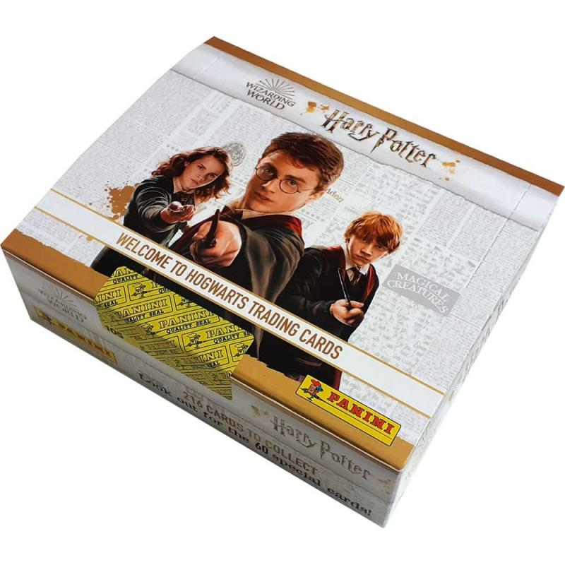 Harry Potter: Welcome To Hogwarts Trading Cards - Box (24 Packs)