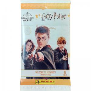 Harry Potter: Welcome To Hogwarts Trading Cards - Pack