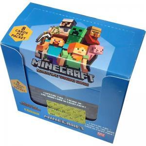 Minecraft Trading Cards (Panini), Box (36 Paket)