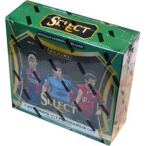 Hel Box 2016-17 Panini Select Soccer Hobby
