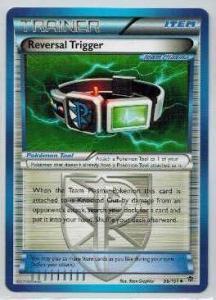 Pokémon, Plasma Blast, Reversal Trigger - 86/101 - Uncommon