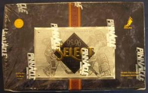Sealed Box 1995-96 Select Certified