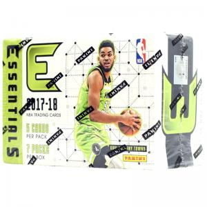Hel Blaster Box 2017-18 Panini Essentials Basketball