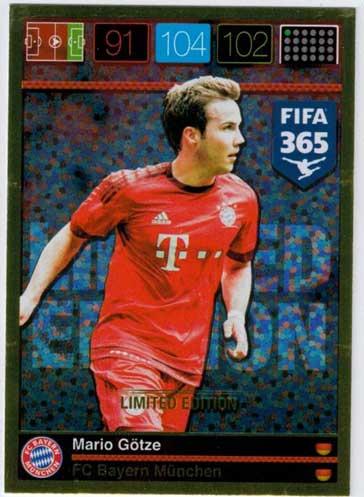 Fifa 16 Mario Götze