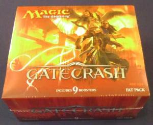 Magic, Gatecrash, 1 Fat Pack
