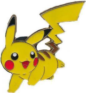 Pokémon, Pin, Pikachu