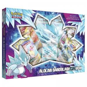 Pokémon, Alolan Sandslash GX Box