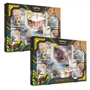 Pokémon, TAG TEAM Powers Collection x 2 (Espeon & Deoxys-GX + Umbreon & Darkrai-GX)