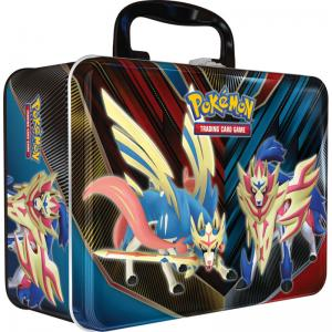 FÖRKÖP: Pokémon, Collector Chest: Zacian & Zamazenta (Spring 2020) (Preliminär release 3:e april 2020)