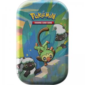 Pokémon, Galar Pals Mini Tin - Grookey & Wooloo