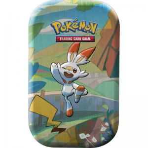 Pokémon, Galar Pals Mini Tin - Scorbunny