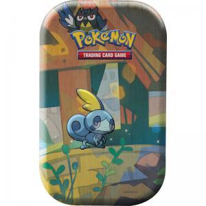 Pokémon, Galar Pals Mini Tin - Sobble & Rookidee