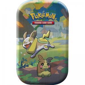Pokémon, Galar Pals Mini Tin - Yamper & Morpeko