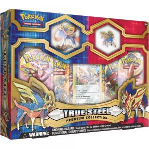Pokémon, True Steel Premium Collection: Zacian