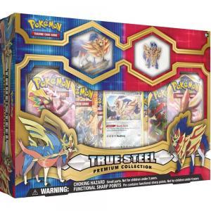 Pokémon, True Steel Premium Collection: Zamazenta