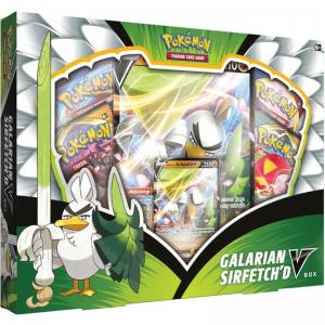 Pokémon, Galarian Sirfetch'd V Box
