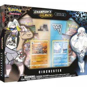 Pokémon, Champion's Path, Special Pin Collection: Circhester