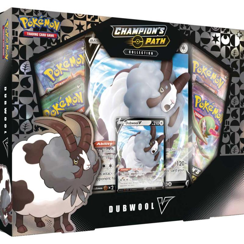 Pokémon, Champion's Path, Dubwool V Collection