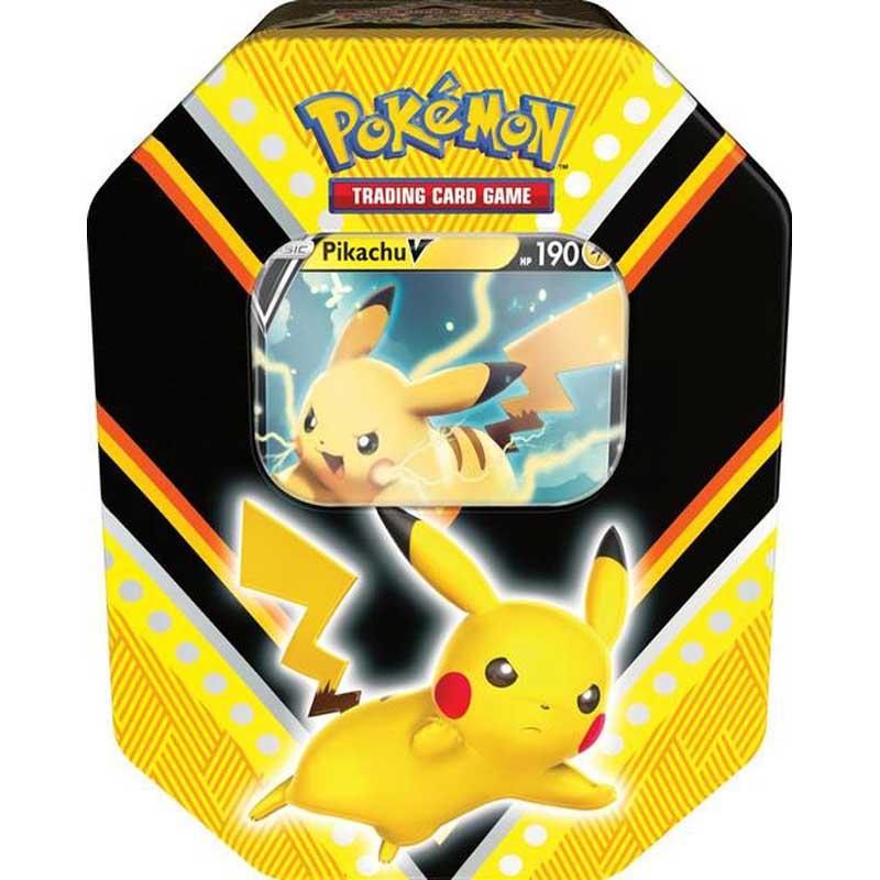 Pokémon, V Powers Tin: Pikachu V